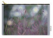 Purpletop, Tridens Flavus, A Native Grass Species, East Coast, United States. Carry-all Pouch