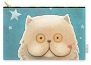 Purr, Smile Cat Carry-all Pouch