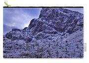 Pusch Ridge Snowfall Carry-all Pouch