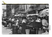 Pushcart Market, 1939 Carry-all Pouch