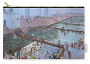 Pushkar Ghats Rajasthan Carry-all Pouch