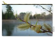 Pussy Willow Flowers Carry-all Pouch