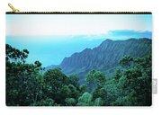 Puu O Kila Lookout, Kauai, Hi Carry-all Pouch