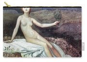 Puvis De Chav: Lesperance Carry-all Pouch