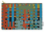 Puzzled Carry-all Pouch by Ben and Raisa Gertsberg