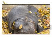 Pygmy Hippopotamus 1 Carry-all Pouch