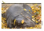Pygmy Hippopotamus 2 Carry-all Pouch