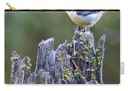 Pygmy Nuthatch Carry-all Pouch