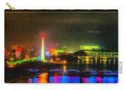 Pyongyang Night Scene Carry-all Pouch