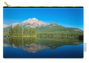 Pyramid Island In The Pyramid Lake Carry-all Pouch