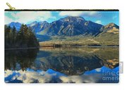 Pyramid Lake Panorama Carry-all Pouch