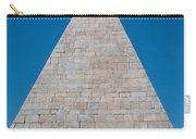 Pyramid Of Caius Cestius Carry-all Pouch