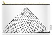 pyramid of Paris Carry-all Pouch