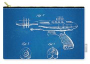 Pyrotomic Disintegrator Pistol Patent Carry-all Pouch by Nikki Marie Smith