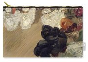 Quadrille At The Bal Tabarin Carry-all Pouch by Abel-Truchet