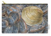 Quahog On Clams Carry-all Pouch
