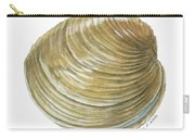 Quahog Shell Carry-all Pouch