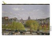 Quai Du Louvre In Paris Carry-all Pouch