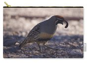 Quail Too Carry-all Pouch