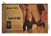 Quaker Quality Carry-all Pouch by Bill Cannon
