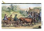 Quakers, 1776 Carry-all Pouch
