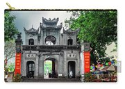 Quan Thanh Temple Gate Carry-all Pouch