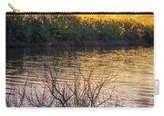 Quanah Parker Lake Sunrise Carry-all Pouch