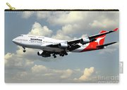 Quantas Boeing 747 Carry-all Pouch