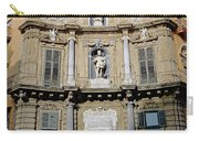 Quattro Canti In Palermo Sicily Carry-all Pouch