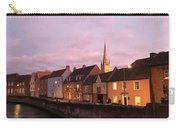 Quayside Rosy Sunlight Carry-all Pouch