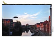 Quayside Strange Clouds Carry-all Pouch