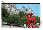 Quebec City 57 Carry-all Pouch