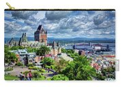 Quebec City Overlook Carry-all Pouch