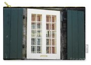 Quebec City Windows 47 Carry-all Pouch