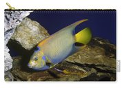 Queen Angelfish Carry-all Pouch