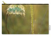 Queen Anne's Lace In Evening Carry-all Pouch