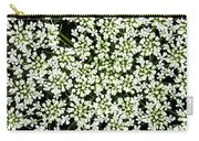 Queen Anne's Lace Patterns Carry-all Pouch