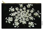 Queen Anne's Lace Wildflower - Daucus Carota Carry-all Pouch