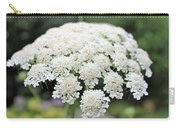 Queen Ann's Lace Carry-all Pouch