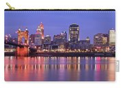Queen City Aglow Carry-all Pouch