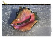 Queen Conch Peeking  Carry-all Pouch