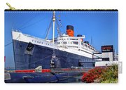 Queen Mary Ship Carry-all Pouch