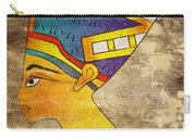 Queen Of Ancient Egypt Carry-all Pouch
