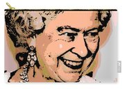 Queen Of Diamonds Carry-all Pouch