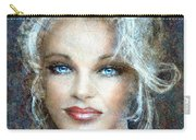 Queen Of Glamour Bright Carry-all Pouch