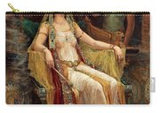 Queen Of Sheba Carry-all Pouch