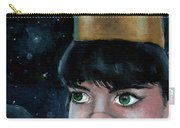 Queen Of Space Carry-all Pouch