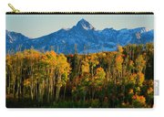 Queen Of The San Juans Carry-all Pouch