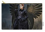 Queen Raven Carry-all Pouch