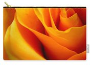 Queen Rose Carry-all Pouch by Rhonda Barrett